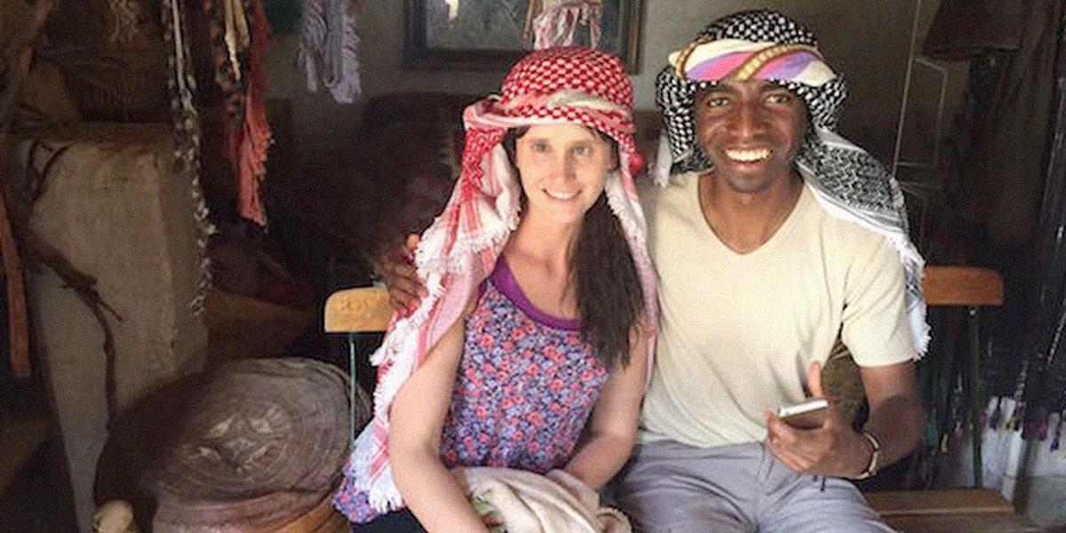История знакомства в интернете: путь Иммануила и Меган