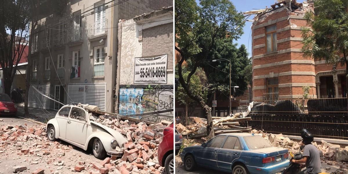 Землетрясение в Мексике: просьба о молитве