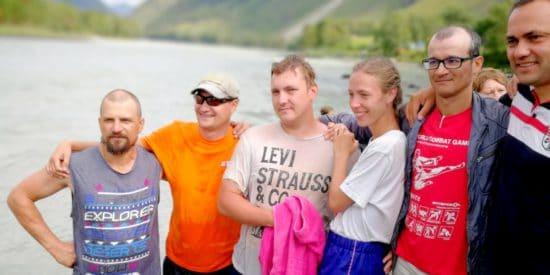 Крещение на Алтае помогло начать жизнь с чистого листа