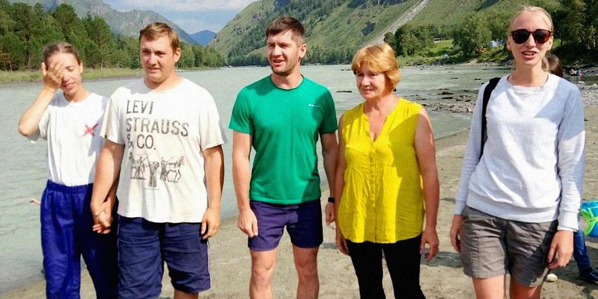 Крещение в реке на Горном Алтае: история одной христианки