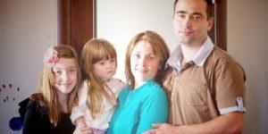 Церковь в Волжском простилась с Женей - братом, мужем и отцом