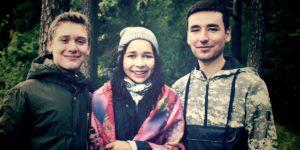 Крещение подростков в Санкт-Петербурге: рассказ очевидцев