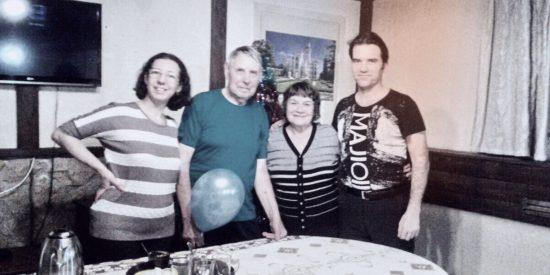 Крещение в Дегтярске (как родиться заново в 79 лет)!