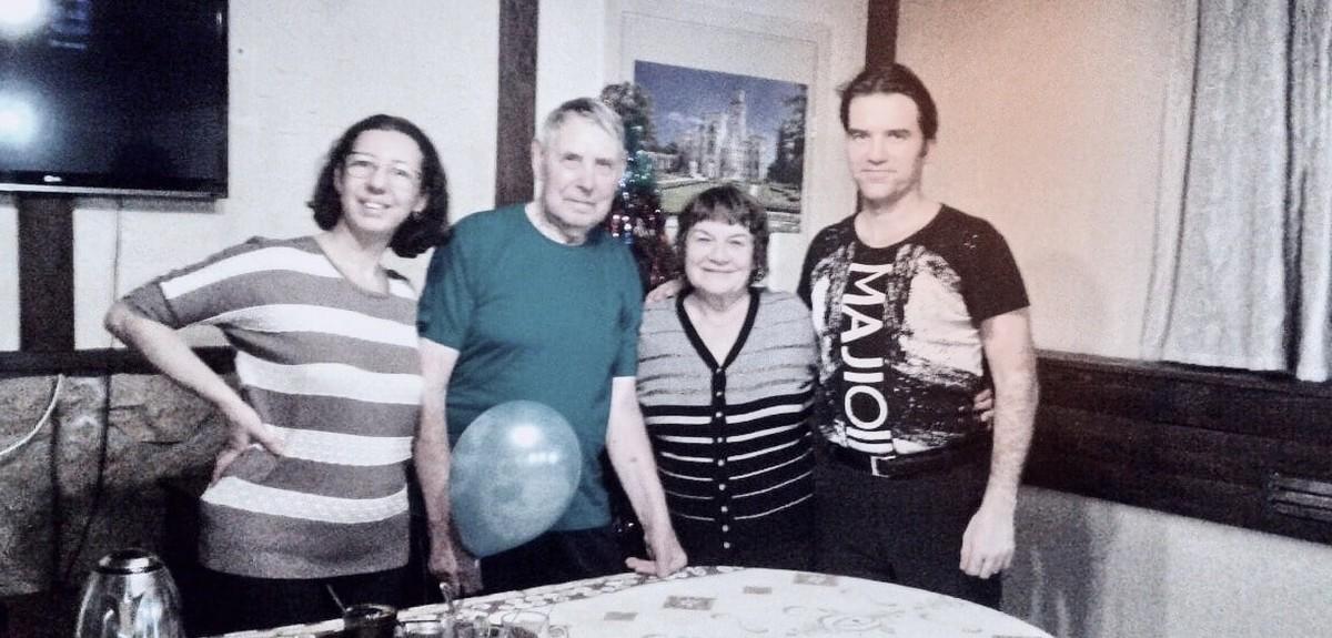 Крещение в Дегтярске: решить начать новую жизнь в 79 лет!