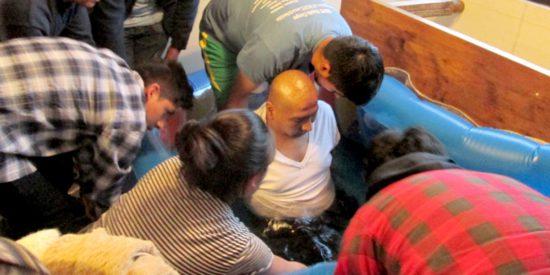 Крещение в Боливии: новости церкви в Ла-Пасе