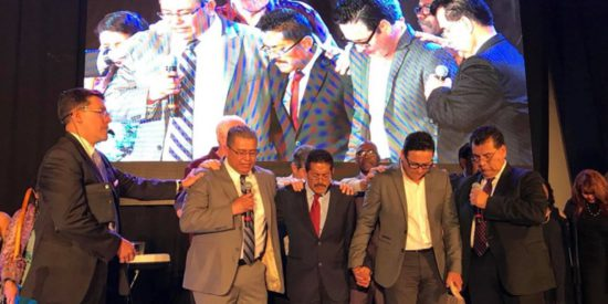 Церковь Христа в Мехико назначает первых старейшин