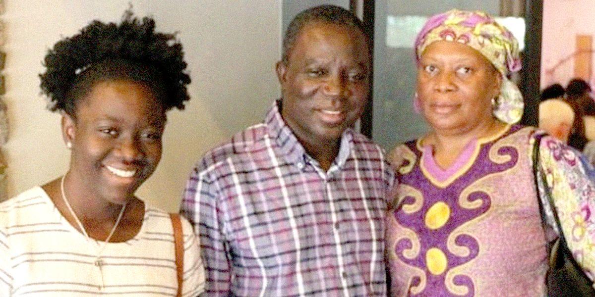 Крещение родителей в Лагосе (Нигерия): всему свое время