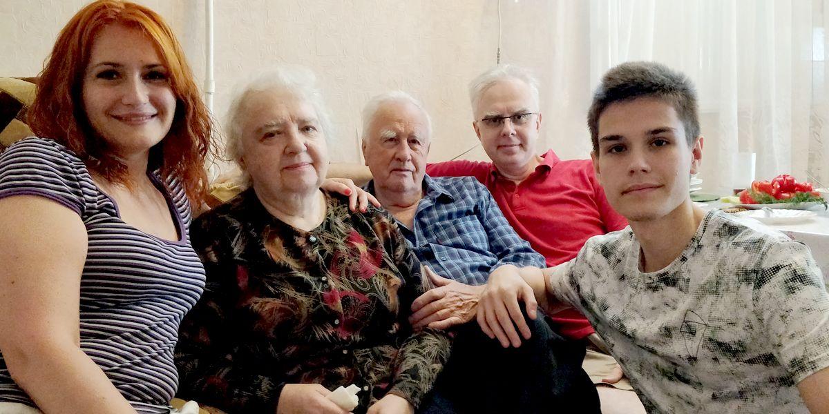История обращения нашей семьи к Богу: христианские истории Москвы