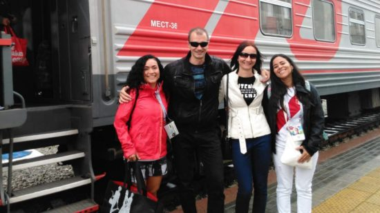 Приключения перуанцев в России - ЧМ по футболу