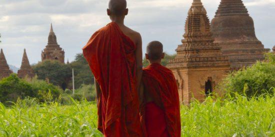 Из буддизма в христианство. Личный опыт.