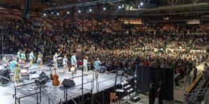 Христианская конференция в Провиденс, Род-Айленд, собрала 4000 человек