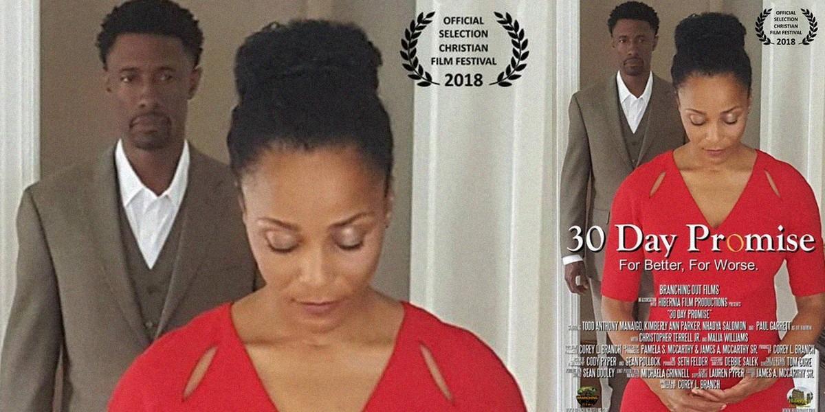 «30-дневное обещание» победил на фестивале христианских фильмов