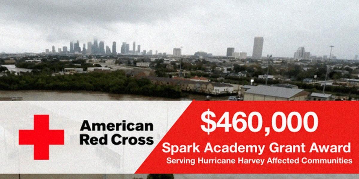460000$ от Красного Креста выиграл фонд HOPE Worldwide