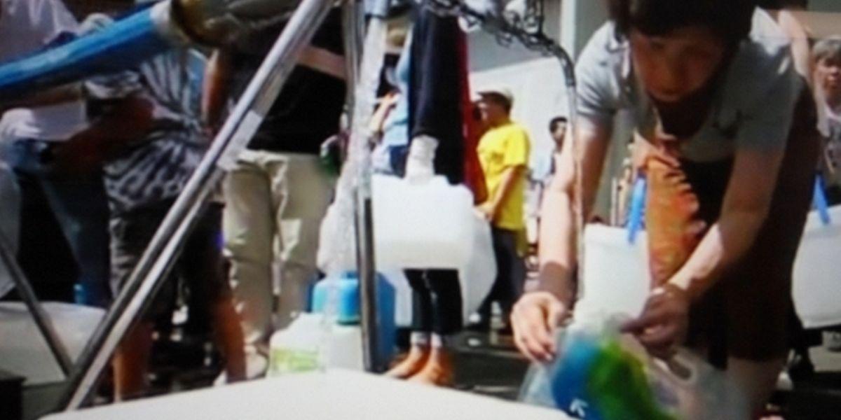 """БФ """"Hope Worldwide"""" помогает пострадавшим от наводнения в Японии"""