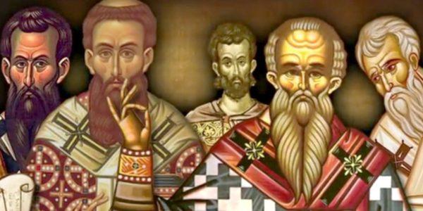 Отцы церкви о крещении: христианское учение первых веков