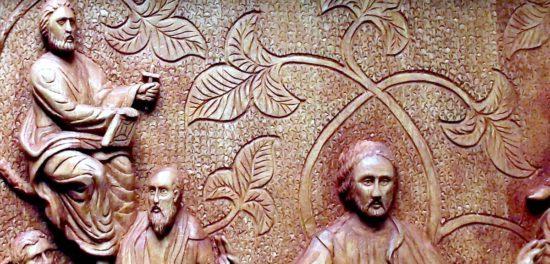 Истинная виноградная лоза: Евангелие от Иоанна 15 глава. Толкование