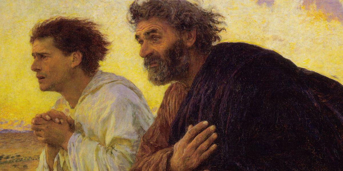 Почему апостолы не поверили в воскресение Христа?