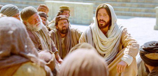 Иисус Христос как Учитель и духовный Наставник