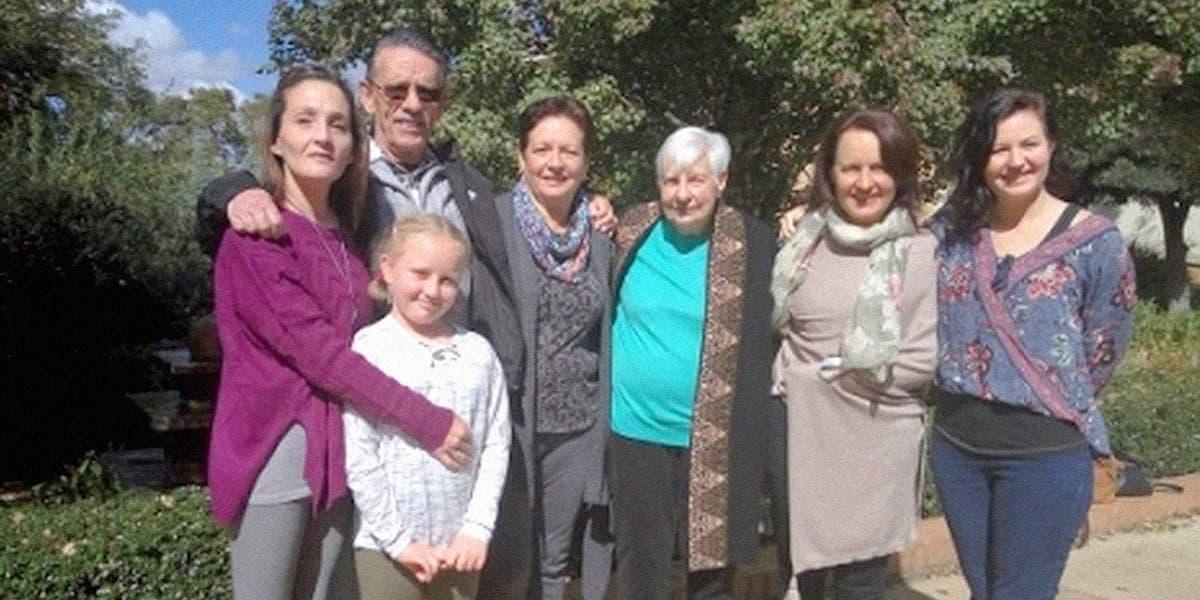 Крещение в Йоханнесбурге: вся семья пришла к Богу