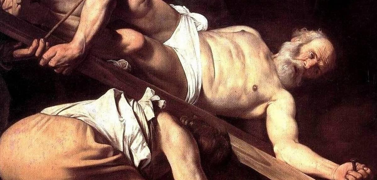 Как распяли апостола Петра - вниз головой или нет?