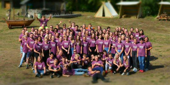 Новости из христианского лагеря в Таллине (Эстония)