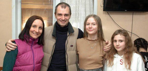 Поздравления с крещением дочери от любящих родителей