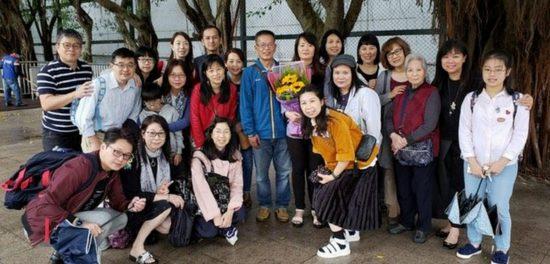 Новости о крещении в Гонконге: у каждого свой путь к Богу