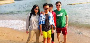 История одного подростка из церкви в Гонконге, Китай