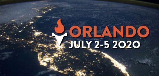 Международный саммит учеников Христа 2020 в Орландо