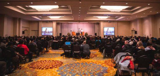Конференция на «Ниагарском водопаде». Канада. 2019 год