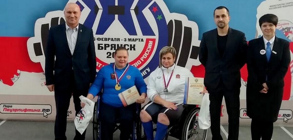 Чемпионат России по спорту ПОДА: рекорд Веры Муратовой