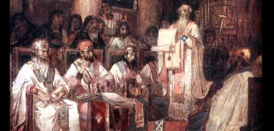 Почему природа Иисуса Христа обсуждалась на Никейском Соборе?