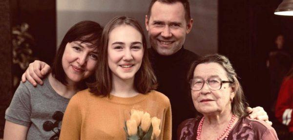 Старейшины из Техаса посетили московскую церковь