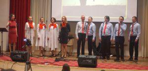 В минской церкви состоялся вечер христианской музыки