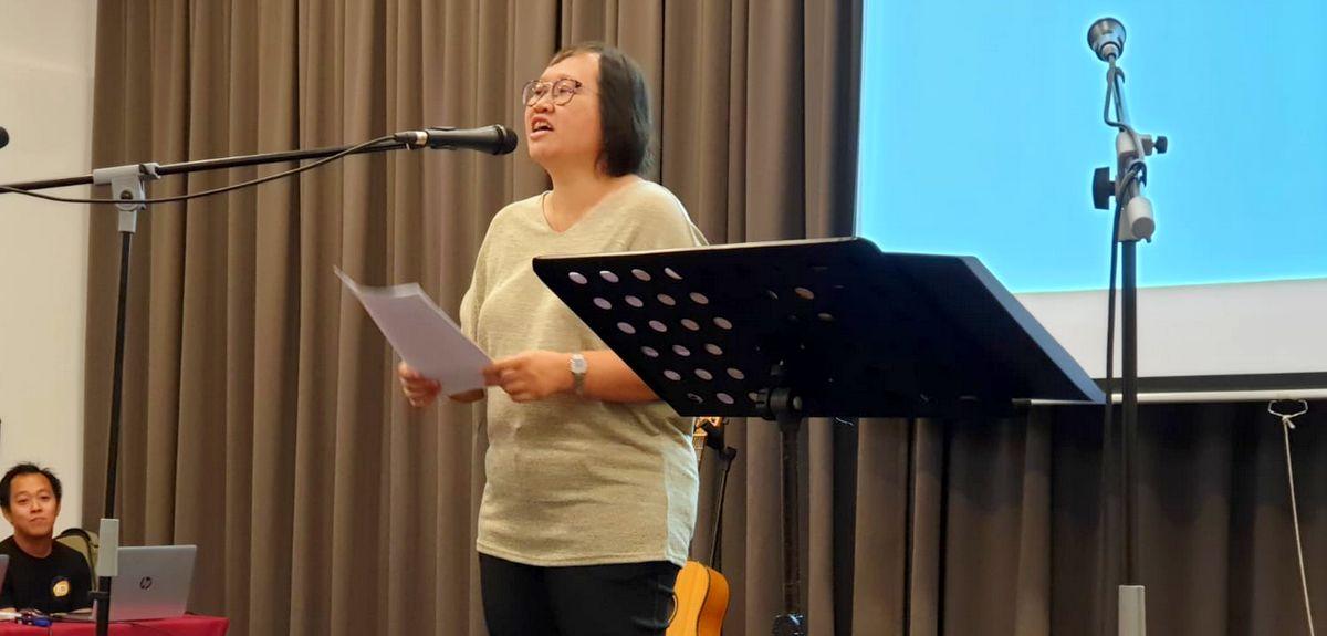 Известная художница из Малайзии о своем пути к Богу