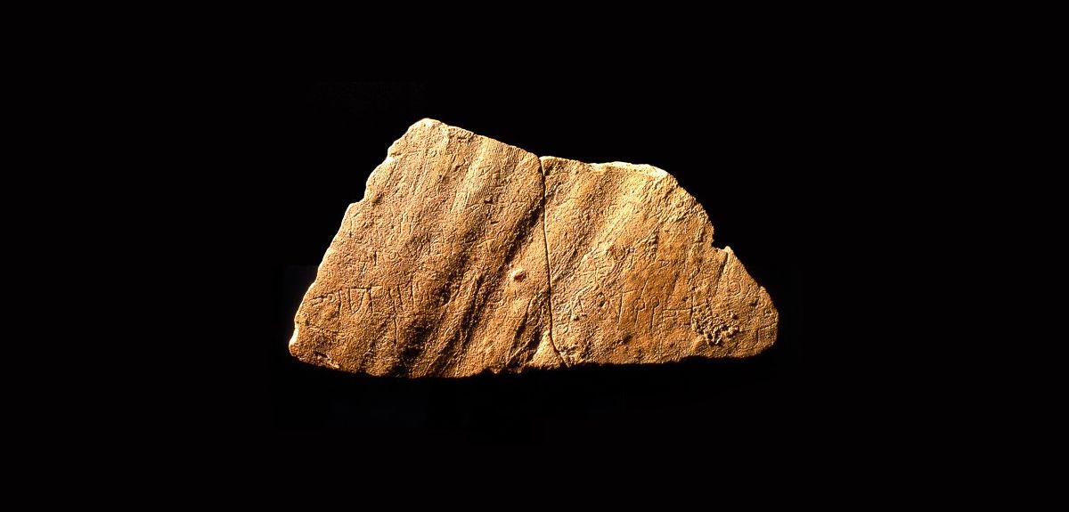 Самая ранняя версия семитского алфавита найдена в Египте