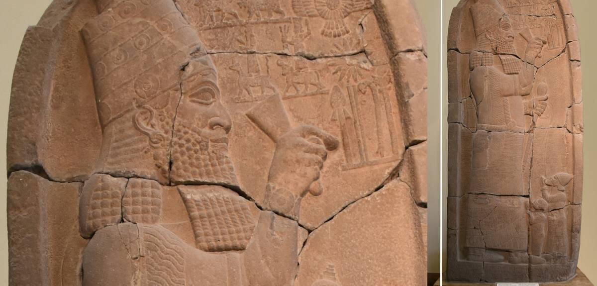 Ассирийский царь Асархаддон (Асардан): победная стела и письма