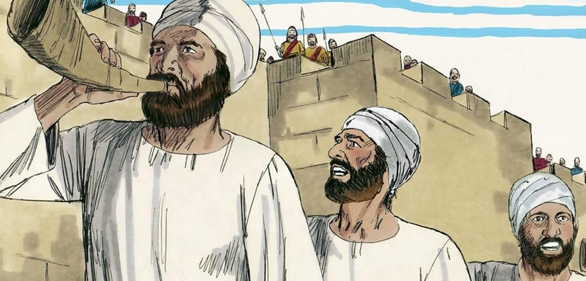 Иисус Навин нарушил заповедь о Субботе, когда брал Иерихон?