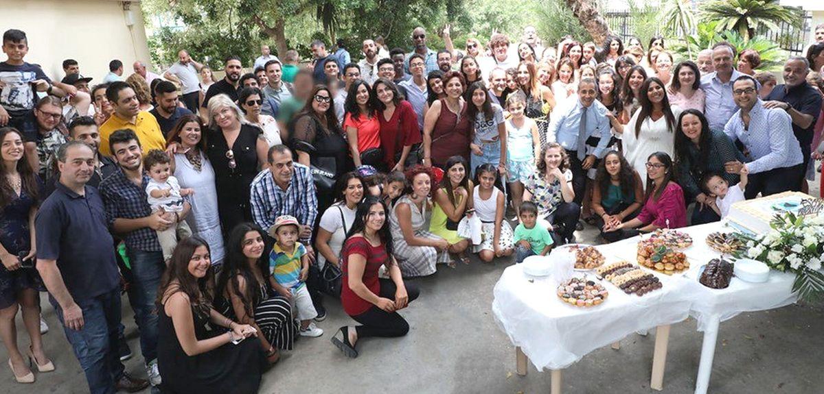 Церковь в Ливане отмечает свой 25-летний юбилей