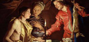 Почему Бог Иакова возлюбил, а Исава возненавидел и не простил?