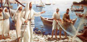 Призвание первых учеников Христа и разные описания в Библии