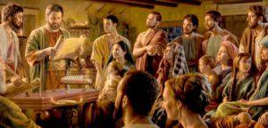 Первые христиане, их грамотность и способы обучения