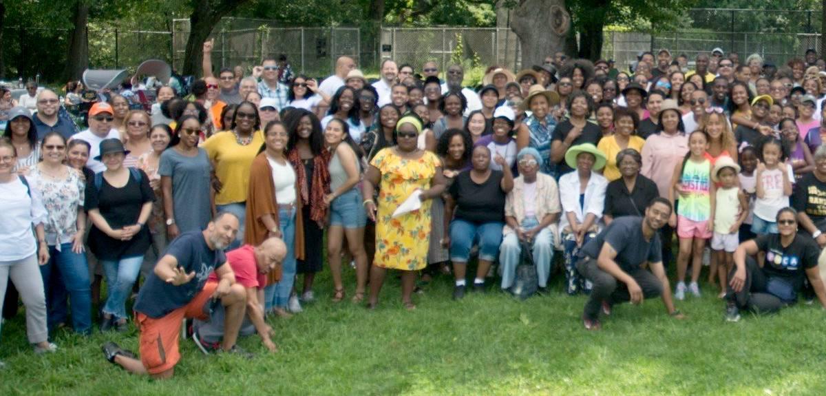 Церковь в Гарлеме (Нью-Йорк) отмечает ежегодный «Праздник Любви»