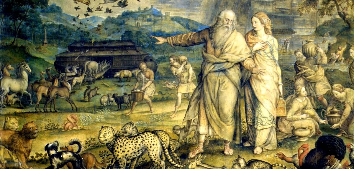 Толкование первых глав книги Бытие, или древний круг вопросов