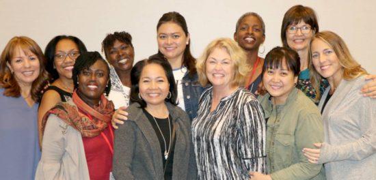 Новости команды международного женского служения, Сан-Диего