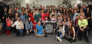 Церковь в Ярославле отмечает свой 15-летний юбилей