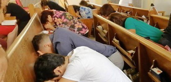 Церковь Христа в Бейруте (Ливан) просит о молитвах за свою страну