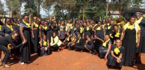 Церковь Христа в Найроби провела проповедь в женской тюрьме