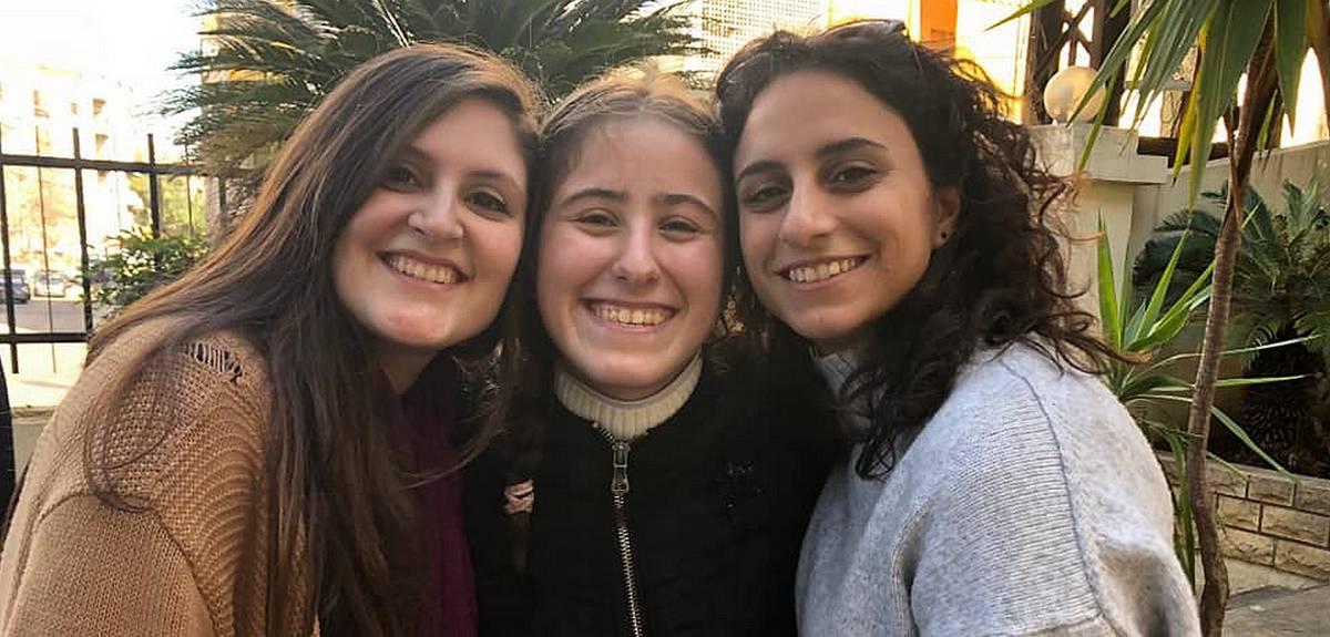 Крещение в Ливане: о семье, вере и личном примере