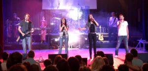 Группа прославления московской церкви Христа: 11 лет служения